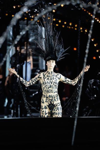 Marc Jacobs comenzó a trabajar en Louis Vuitton en 1997.