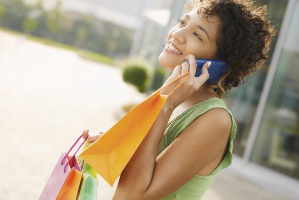 Para ir de 'shopping', adivina… ¡mujeres! ¿Tienes ganas de...