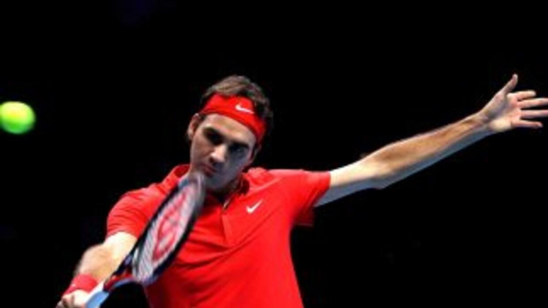 Es la tercera vez que Federer supera a Robin Soderling desde que éste so...