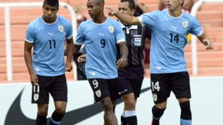 Uruguay sumó tres puntos importantes en el hexagonal final del Sub 20 tr...