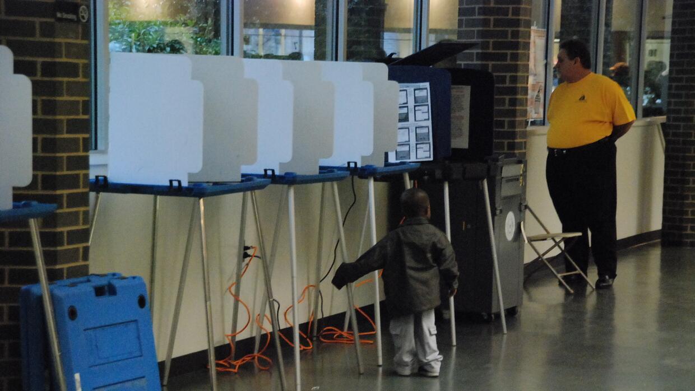 Nulo interés en las votaciones en Texas