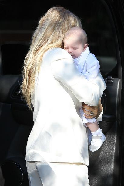 ¿Será que Fergie se anime a tener otro bebé? Mira aquí los videos más ch...