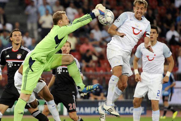 En la Ida los bávaros ganaron por 2-0 y este partido casi era de trámite.
