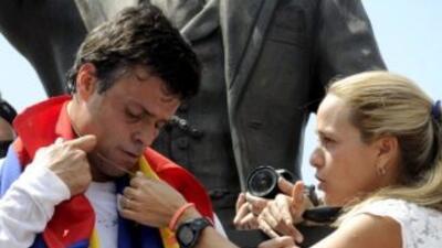Lilian Tintori asegura que no hay justicia en Venezuela