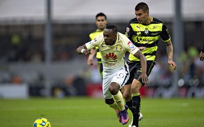 América derrotó 3-2 a Santos