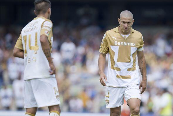 Cuatro de calificación: Darío Verón anotó el gol que le daba el empate a...
