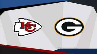 Previo del Kansas City Chiefs vs Green Bay Packers