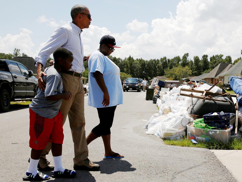 Obama Louisiana