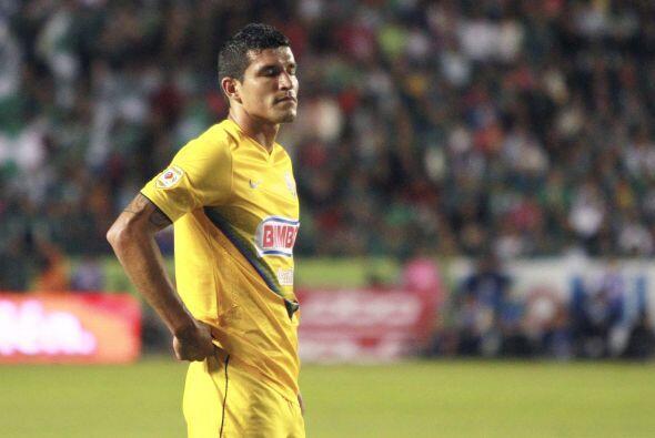 Francisco Javier Rodríguez tampoco tuvo su mejor actuación...