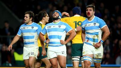 Argentina cayó en semis Mundial de Rugby