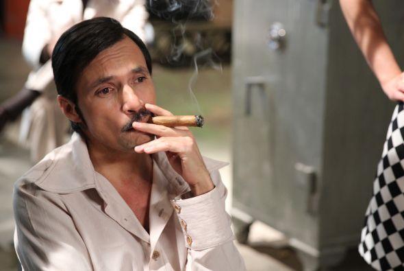 SUGAR - Ramiro Meneses Se llama Emilio pero nadie usa su nombre para ref...
