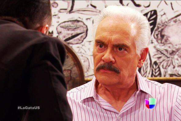 Si doña Lorenza es mala, usted es peor don Agustín. Quiere...