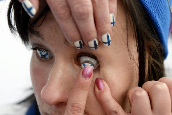 A pesar de seguir estas medidas de precaución, usar lentes decorativas p...