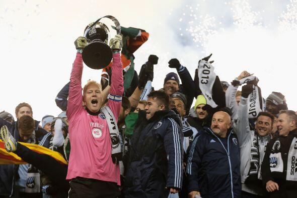 In extremis, Sporting Kansas City se convirtió en el campeón de la Copa...