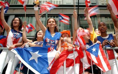 El desfile puertorriqueño es una de las celebraciones latinas más import...
