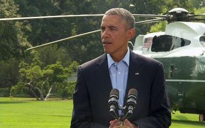 Presidente Obama analiza situación en Ferguson, Missouri