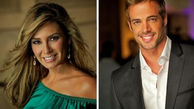 Elizabeth Gutierrez y William Levy