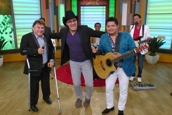 En la parte musical, nos visitó José Manuel Zamacona y Los Yonics.