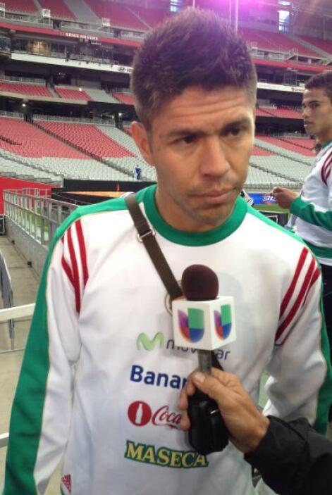 La selección mexicana de fútbol llegó el martes a Arizona para jugar en...