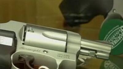 Armas de uso común entre aficionados.