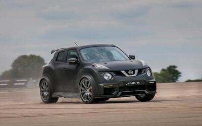 La Nissan JUKE-R apareció por primera vez en el 2011 como el primer 'sup...