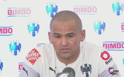 Humberto Suazo: 'El equipo está mentalizado para hacer un buen partido'