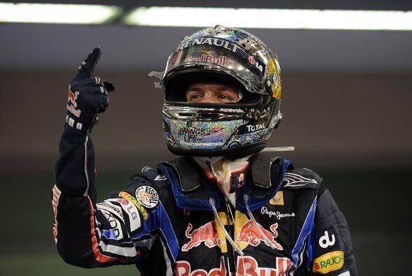 Vettel, desde hoy, es el más joven campeón del mundo de la historia de l...