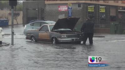 Posibilidad de tormenta pone en alerta a los equipos de emergencia de Sa...