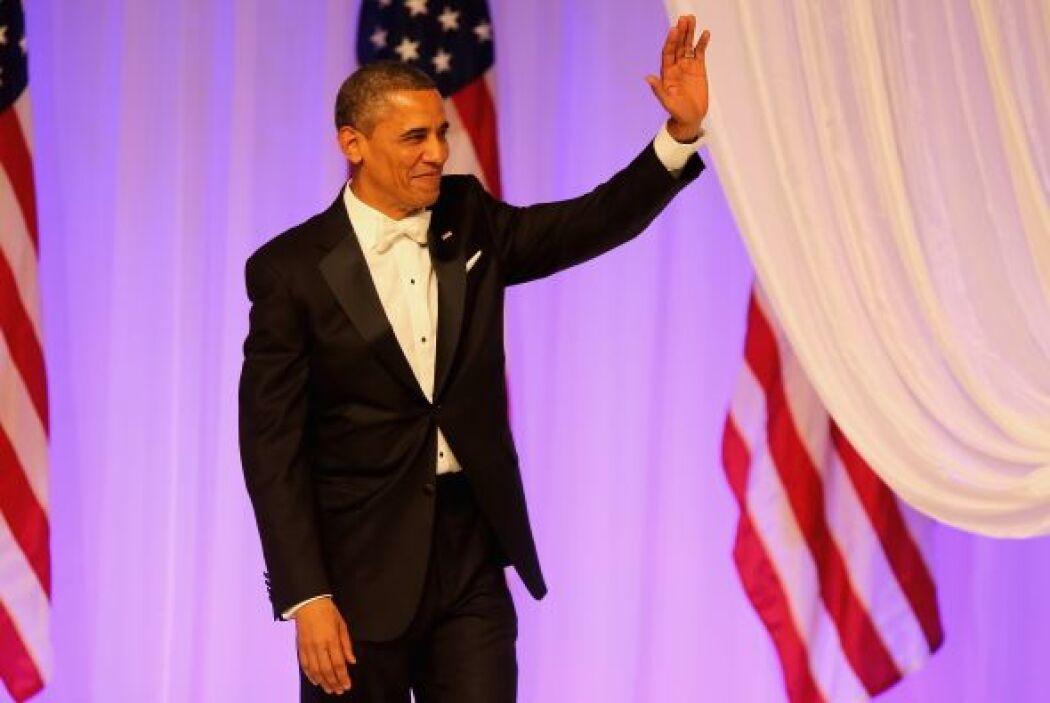 ¿Un presidente en la lista? ¡Sí!  Barack Obama es la quinta persona más...