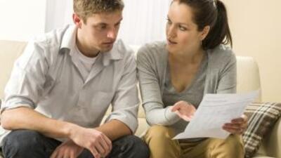 No permitas que el dinero sea un problema entre tú y tu pareja.