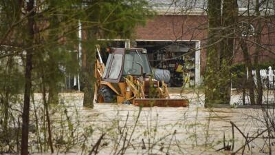 Alabama, afectada por los fenómenos climáticos inusuales