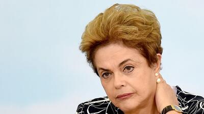 Dilma Rousseff, a las puertas de la destitución