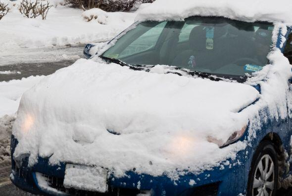 Otros seis condados de Virginia también se vieron afectados por la torme...