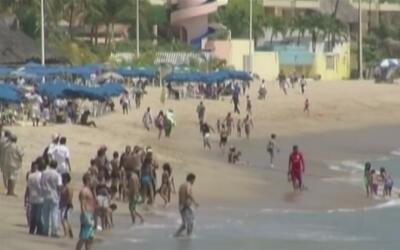 Ante la violencia Acapulco deja de ser escala de una empresa de cruceros