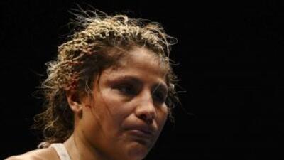 Mariana Juárez venció a Melissa McMorrow.