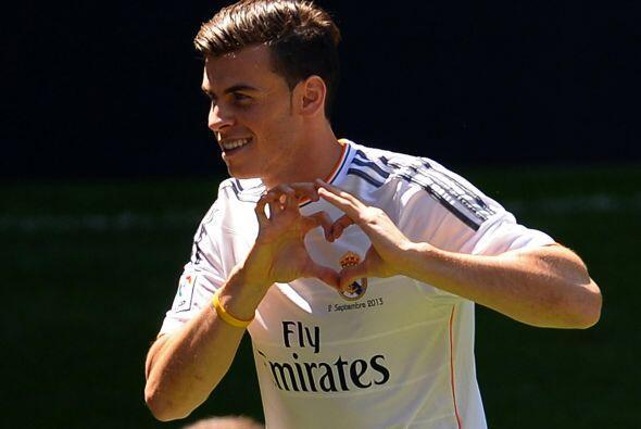 Amor total entre el madridismo y Bale desde este primer momento, ¿termin...