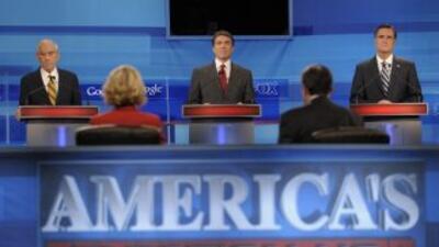 Republicanos tienen problemas captando el voto latino.