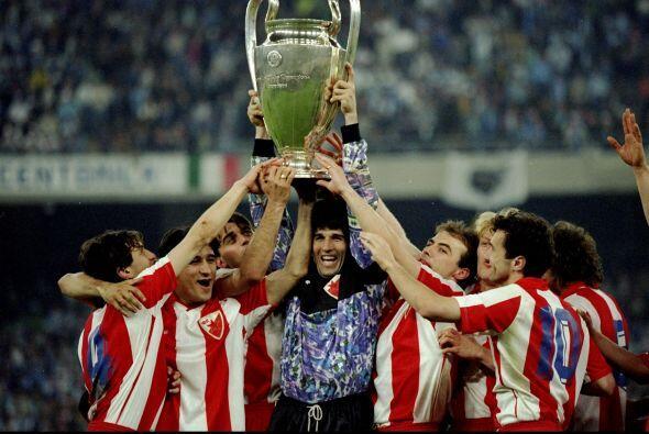 Para 1991 se volvió a dar una de esas sorpresas en la Copa de Eur...