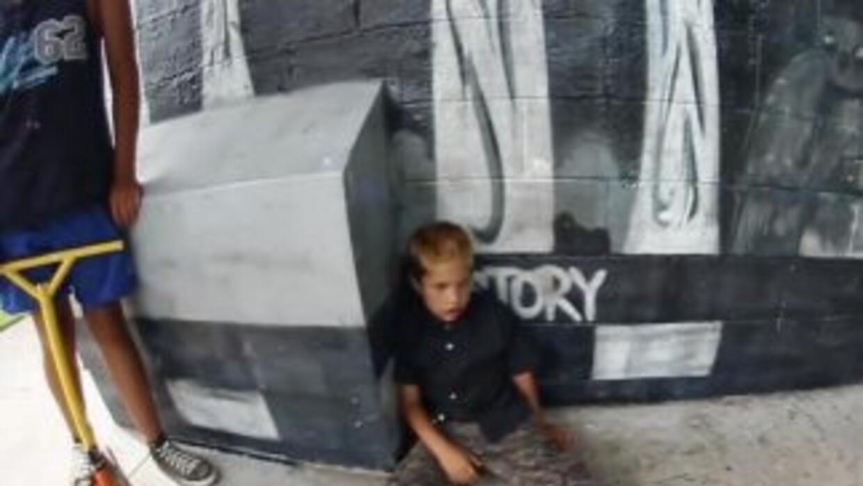 Un video de un niño de ocho años en estado de embriaguez indigna a Nueva...