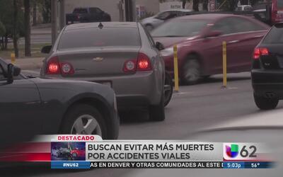 Autoridades proponen medidas para evitar accidentes de auto en Austin