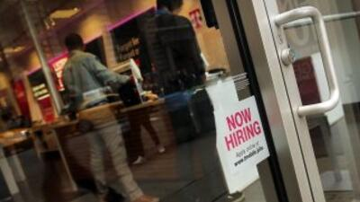 La cantidad de personas que solicitó apoyo por desempleo en Estados Unid...