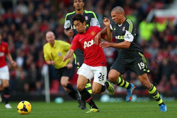 Así se fue el partudo y Manchester United ganó para mantenerse  o tan le...