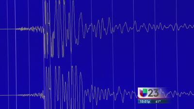 Nueve sismos en 24 horas en Irving