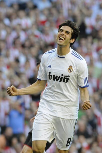 Kaká: pese a firmar su mejor temporada desde que llegó por 65 millones d...