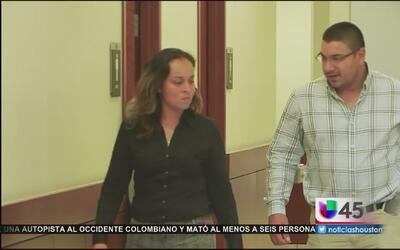 Pareja acusada de maltrato infantil pide clemencia ante el jurado