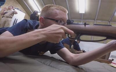 Una escuela enseña a disparar a sus estudiantes en Carolina del Norte