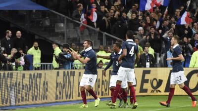 Gignac dedicó su gol a la barra 'Libres y Locos' de Tigres