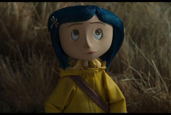 3. Coraline.  Si te gustó el extraño mundo de Jack, Coraline te encantar...
