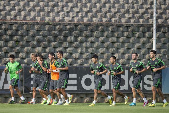 Los jugadores de Toluca y Santos, llegarán el próximo lune...