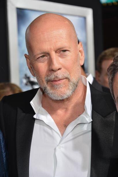 Bruce Willis, uno de los íconos de las cintas de acción, t...